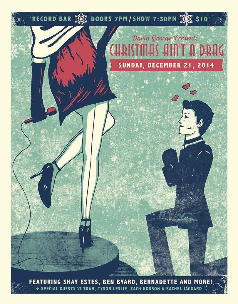 Xmas Show Poster