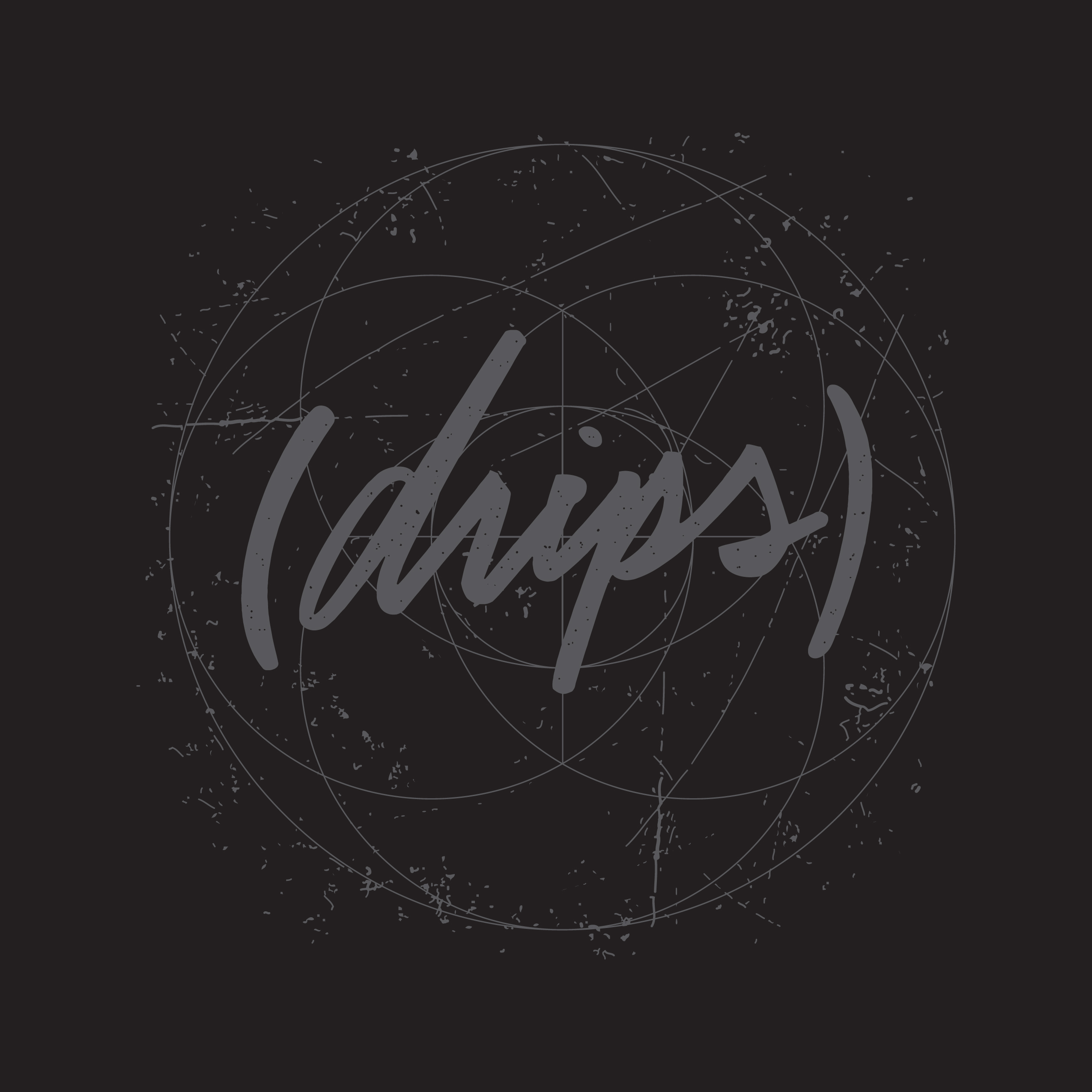 idrips tshirt design
