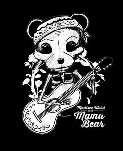 Madisen Ward & Mama Bear