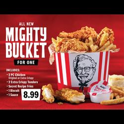KFC Menu POP