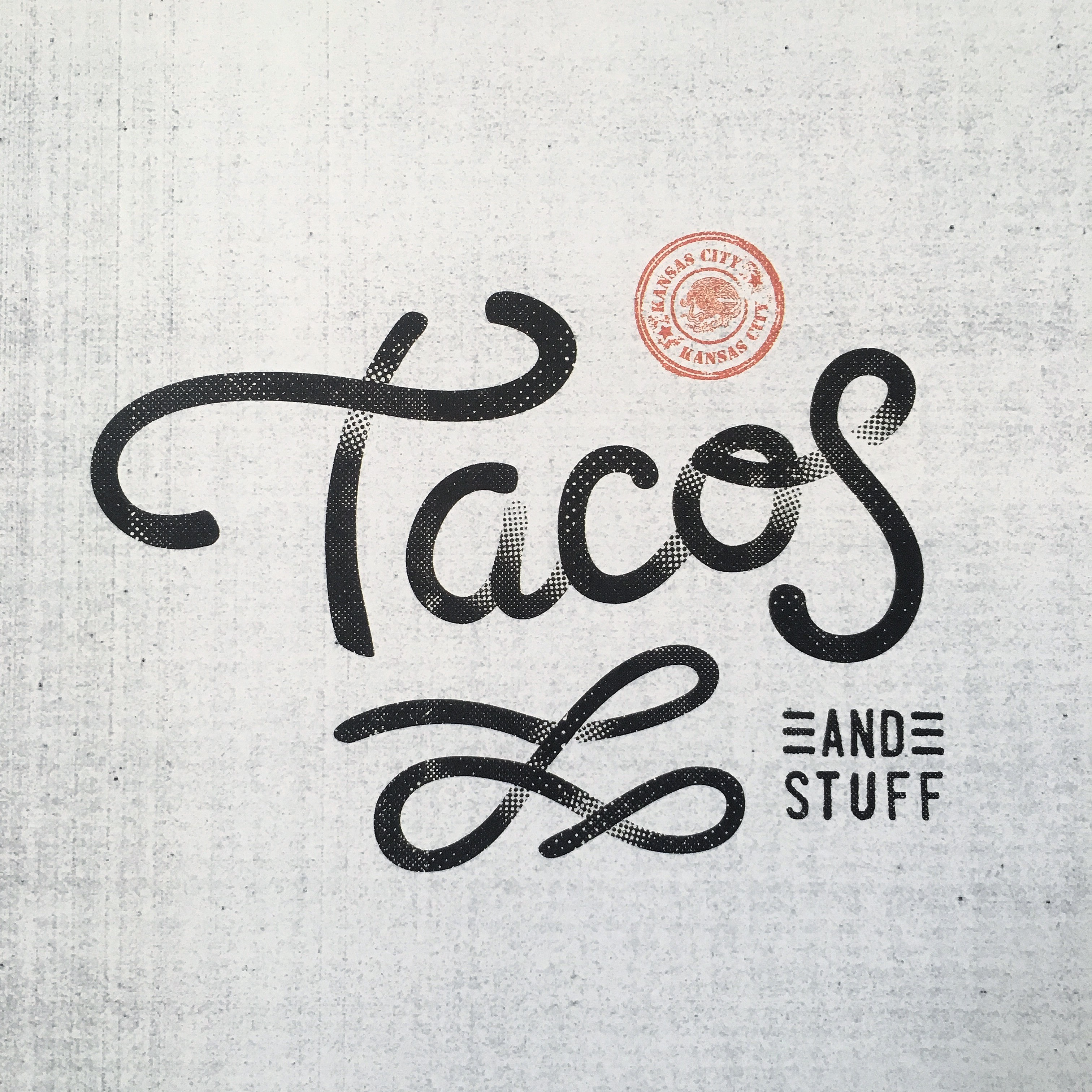 Taco Menu Cover Art