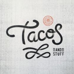 Taco Menu Cover Art
