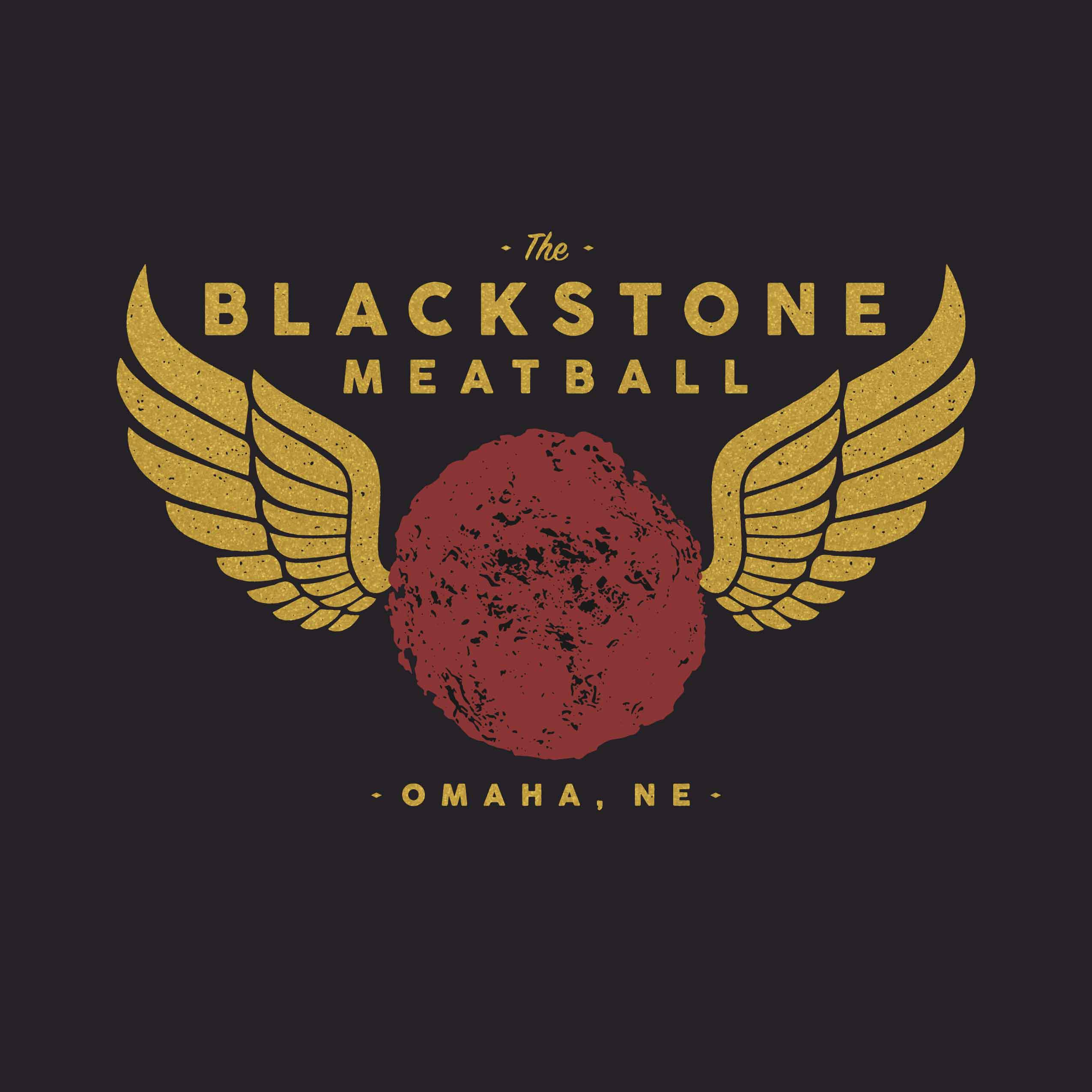 blackstone meatball tshirt design
