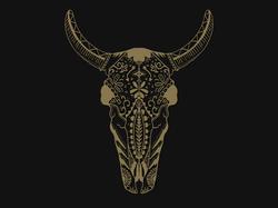 Stock Hill Cinco Bull