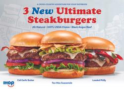 Burger Promo - IHOP
