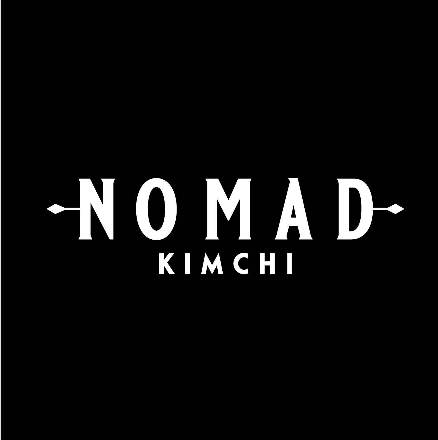 Nomad Kimchi Logo