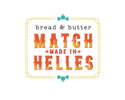 Helles Beer Secondary logo