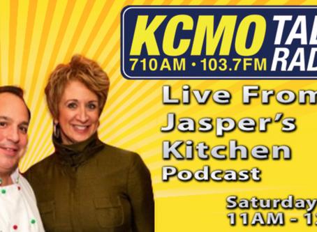 Thelma's Kitchen Live on KCMO Talk Radio