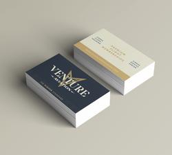 Venture Business Cards