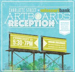 Charlotte Street Invitation Design
