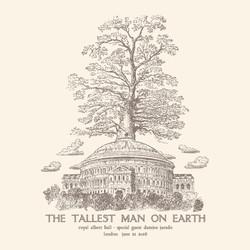 the tallest man on earth tshirt
