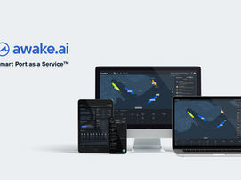 Awake.AI redefines maritime logistics by launching a real-time solution for all maritime actors