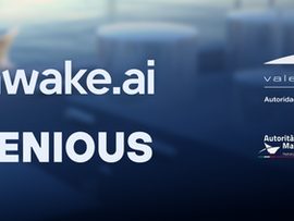 Awake.AI is optimizing truck turnaround times and easing congestion at Ports of Valencia and Livorno