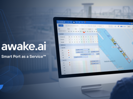 Awake.AI's berth planner helps optimize port operations