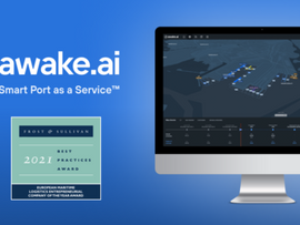 Machine learning-based solution for ports accelerates logistics planning