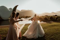 bosjes wedding by Lauren Pretorius