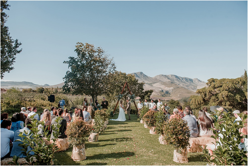 Elgin Valley Wedding