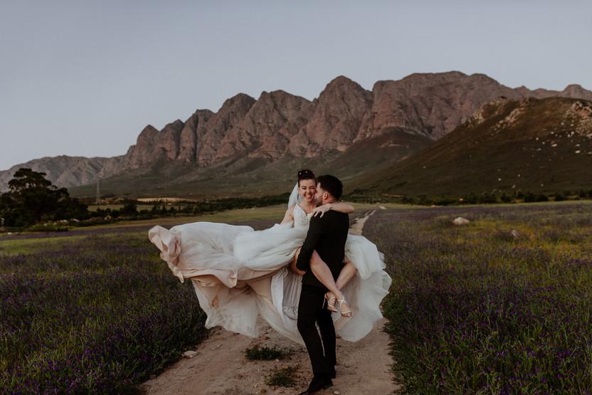 Kaylee & Craig   Bosjes Wedding