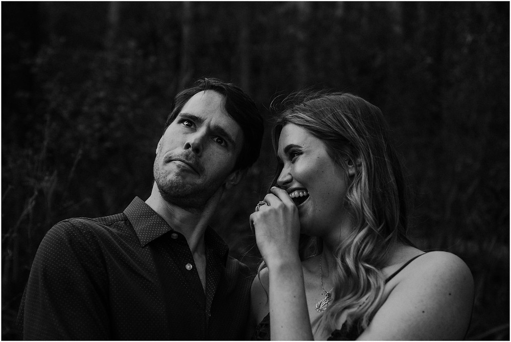 engagement photo shoot by photographer lauren pretorius