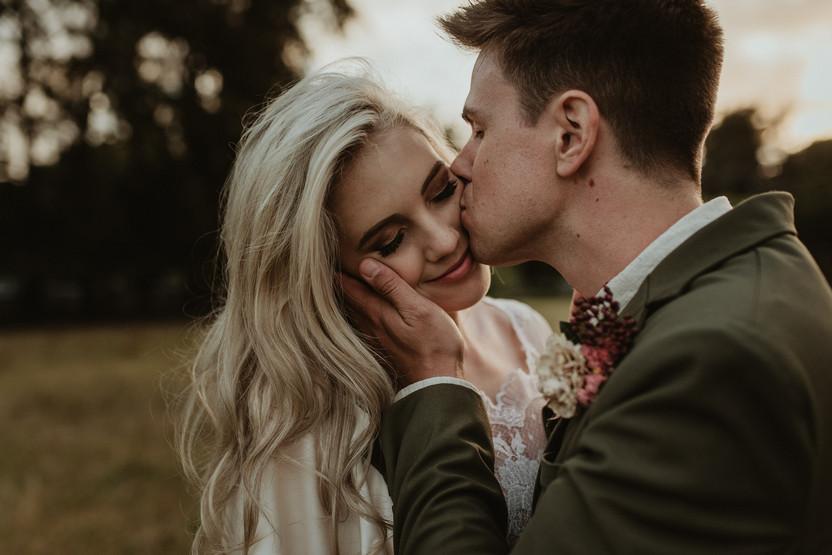 Ellani & Jacques | Natte Valleij Wedding