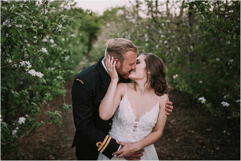 Kate and Jacques - Elandskloof Wedding