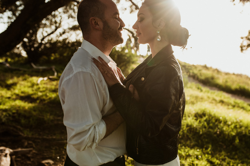 Natasja & Mike | Cape Town Elopement
