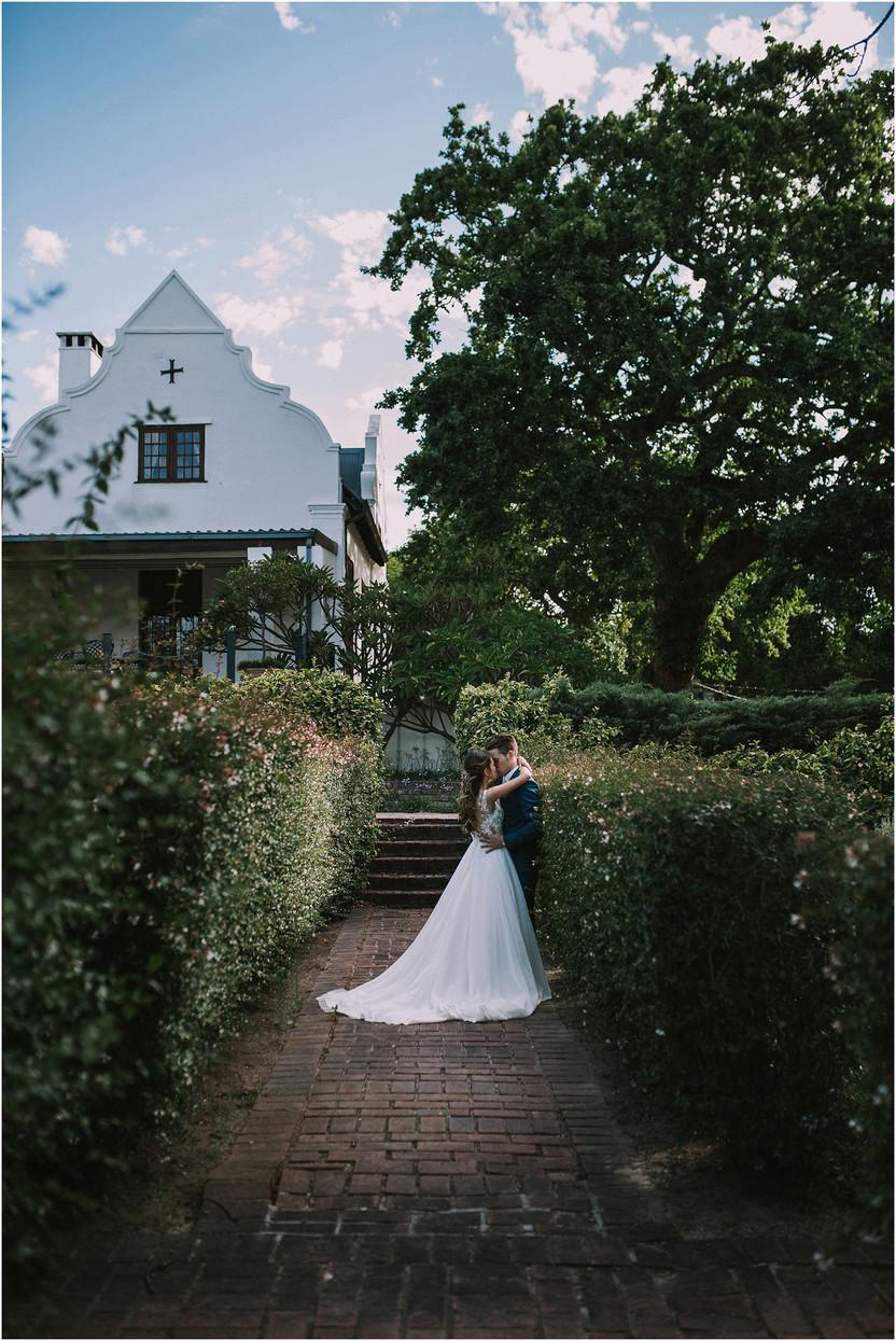 Nicki and Jason - Vedenburg Manor House