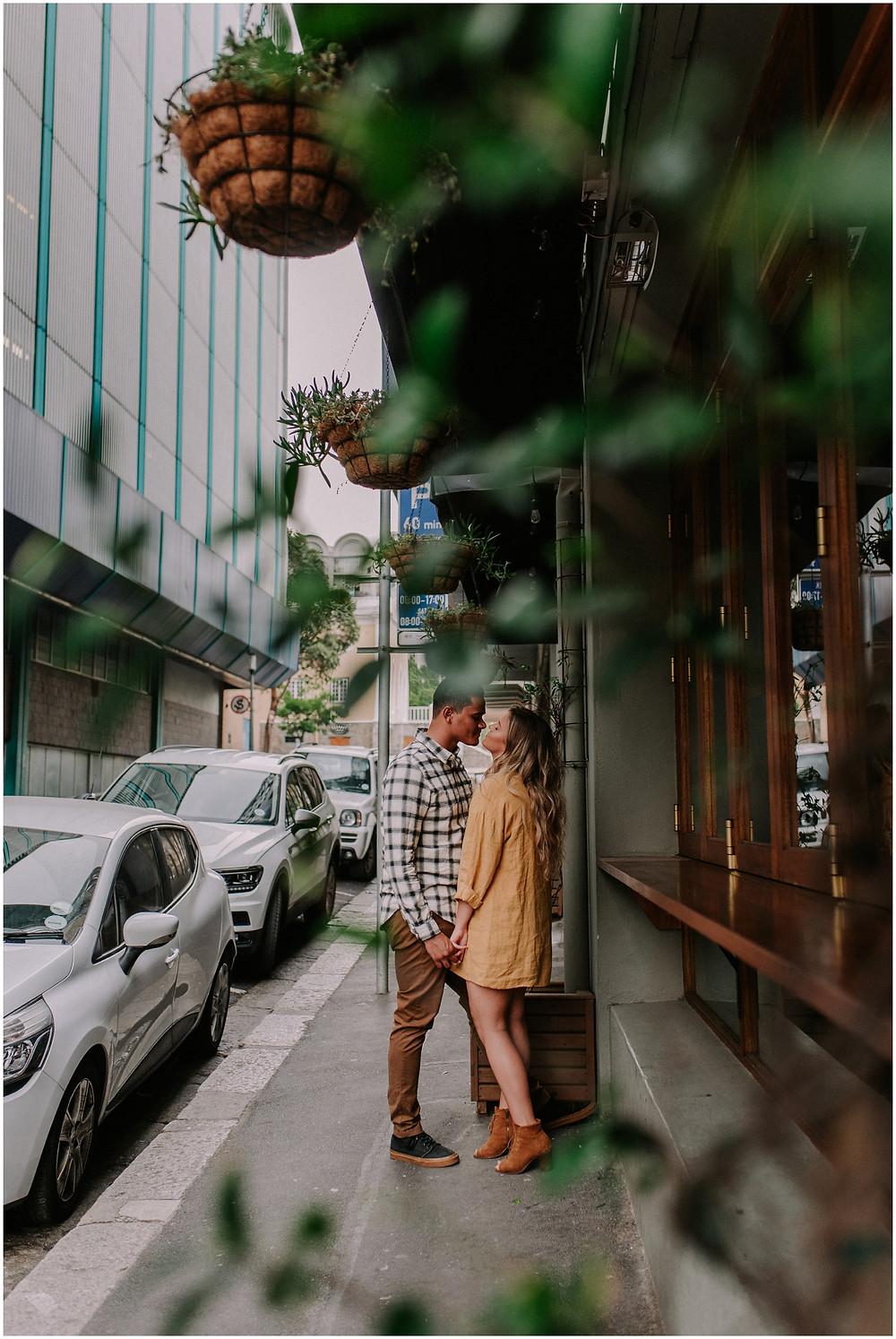 cape town engagement shoot by photographer lauren pretorius