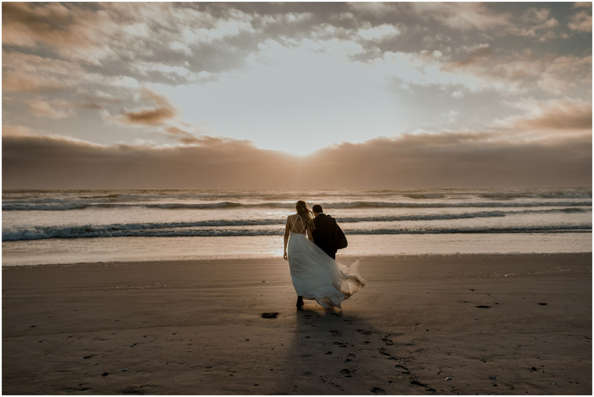 Estine and Llewellyn | Die Strandkombuis Wedding