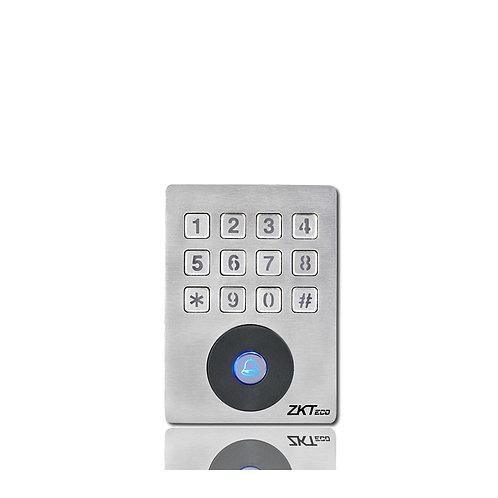 Clavier étanche à codes et badges RFID ZKTECO-SKW-H2