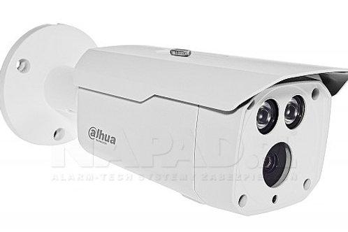 Caméra Extérieur Dahua 4 Mpx objectif : 3.6  IR 80m   DAHUA-DH-HAC-HFW1400D