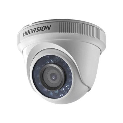 Camèra dôme IR40m, Full HD720P 3.6 mm Hikvision-DS-2CE56C0