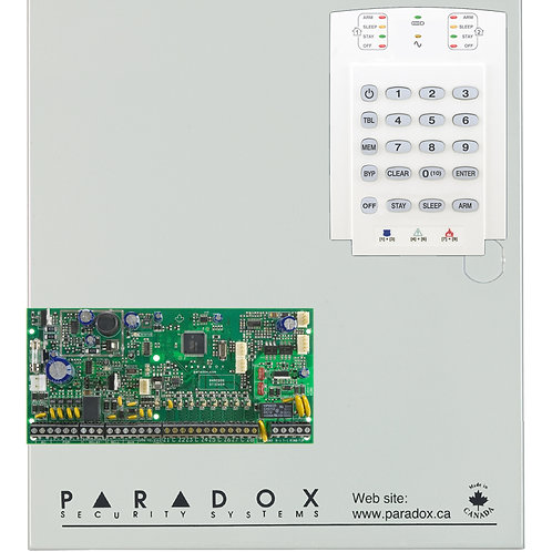 Kit SP 6000+Clavier 10 LEDS - PARADOX-SP6000-10