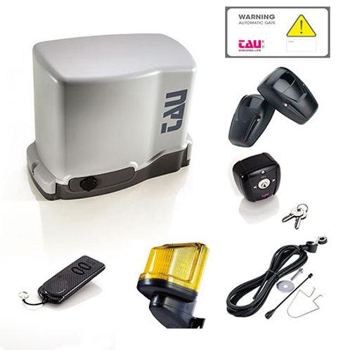 Kit avec accessoires pour portails jusqu'à 500 kg avec opérateur TAU-350T-ONE5B