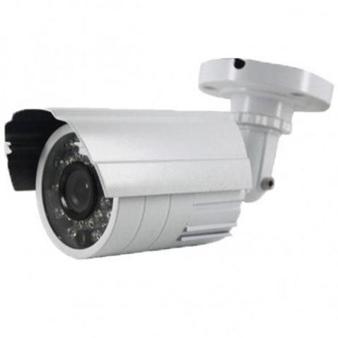Caméra Tube AHD/CVI/TVI/CVBS (O. Fixe)