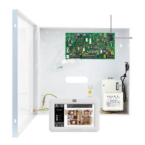 Kit MG 5050+Clavier LCD+Télécommande REM 15 PARADOX-MG5050-LCD