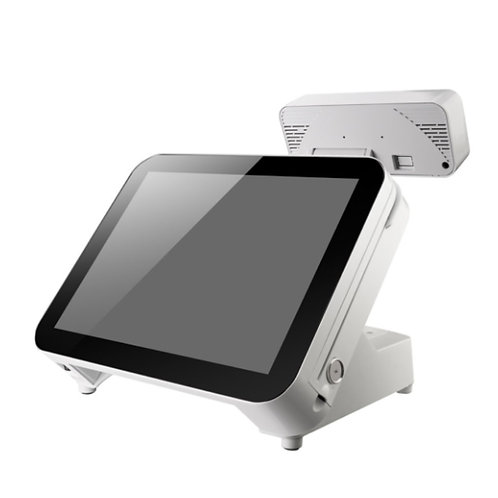 Full-Flat All-In-One tactile POS Zircon POS TYSSO-POP-950-B