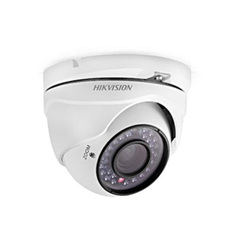 Camèra dôme IR30m, Analog HD 3MP VF motorisé Hikvision-DS-2CE56F7