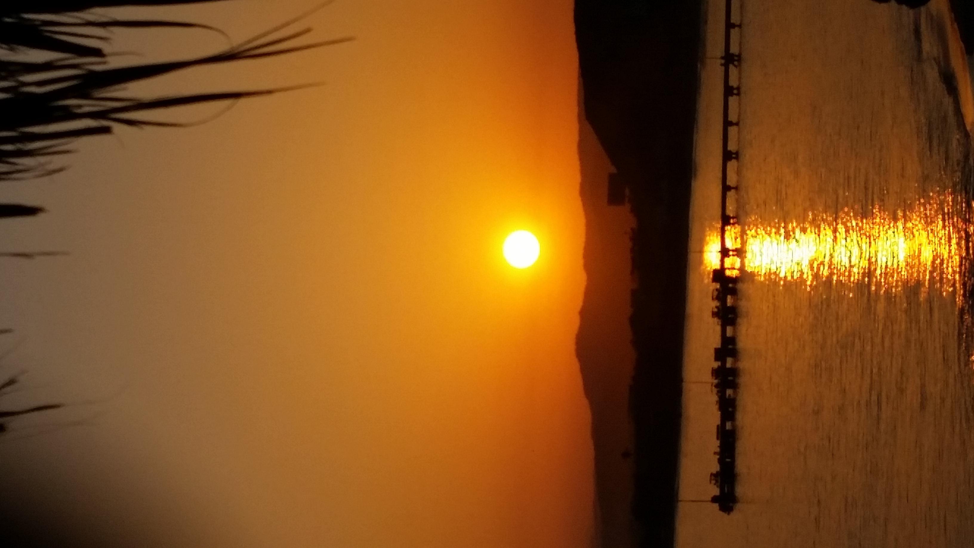 sunrise en Las Pocitas