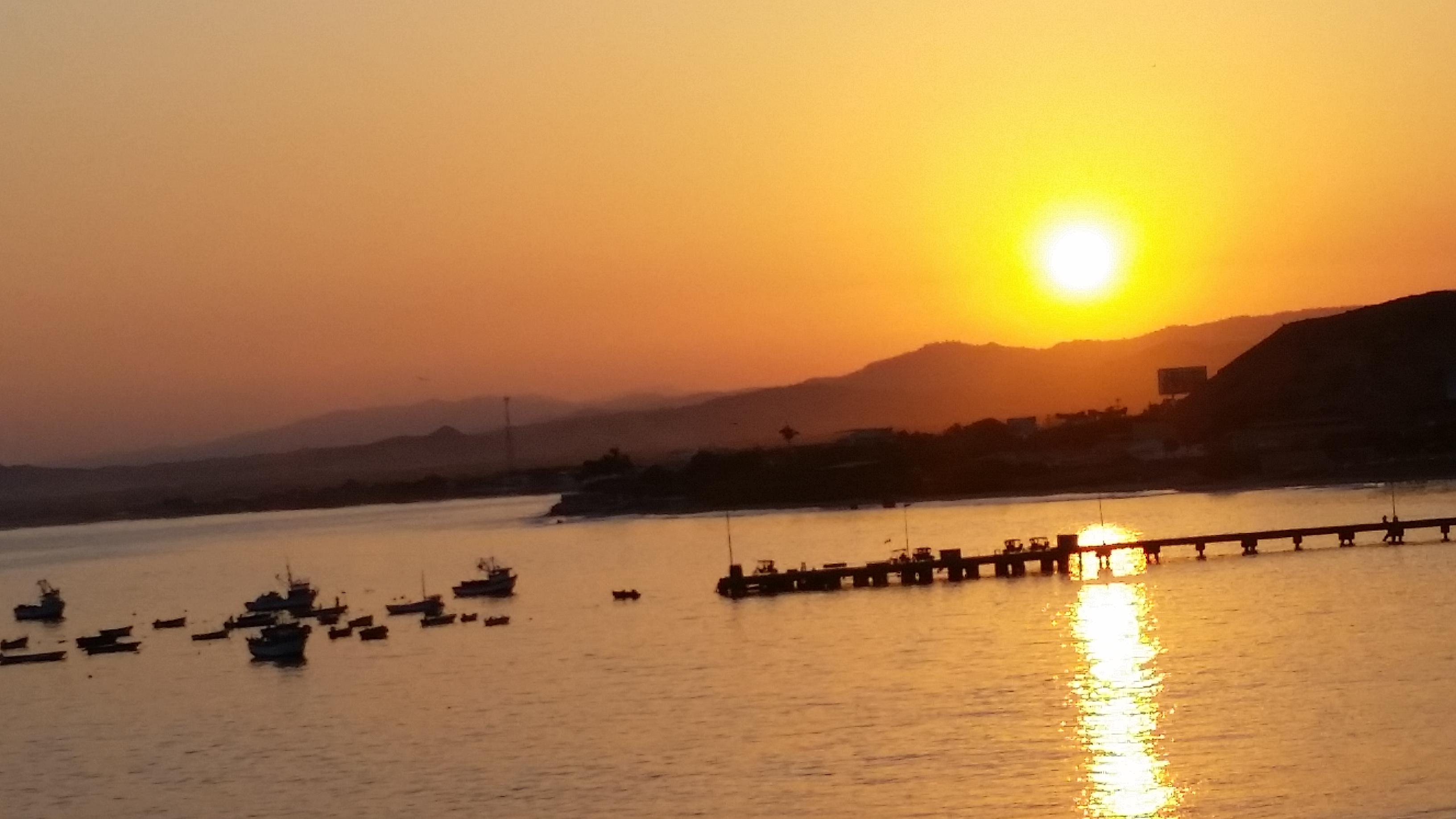 sunrise en Pocitas