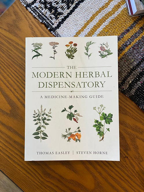 Modern Herbal Dispensatory