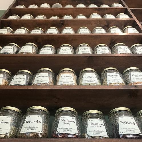 Bulk Organic Herbs (A-B)