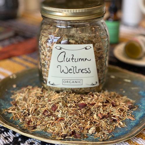 Autumn Wellness Tea Blend