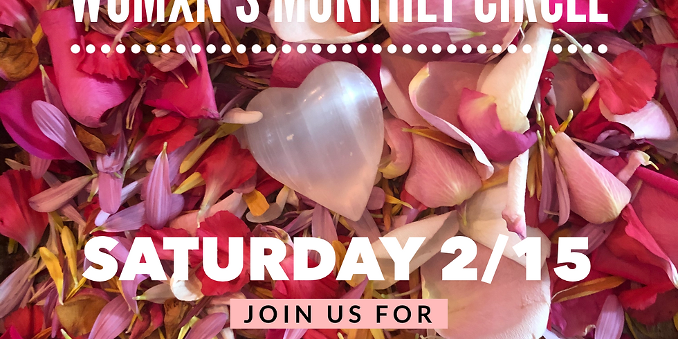 Monthly Womxn's Circle