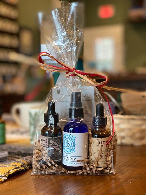First Aid Herbal Essentials Gift Set