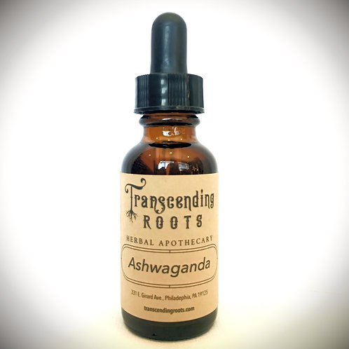 Ashwaganda Root Tincture (1 oz)