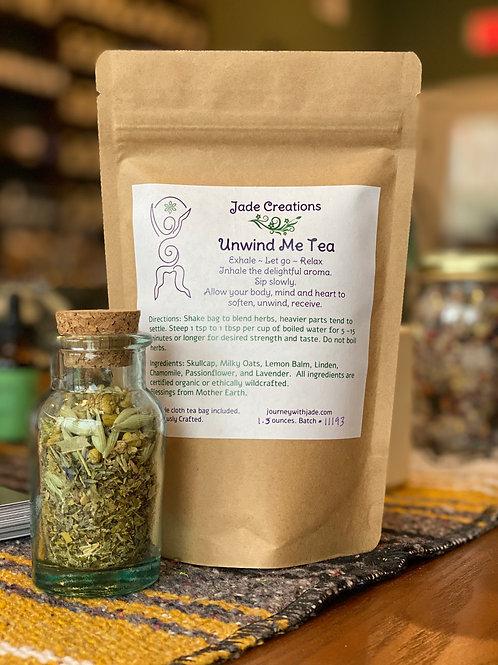 Unwind Me Tea - Jade Creations