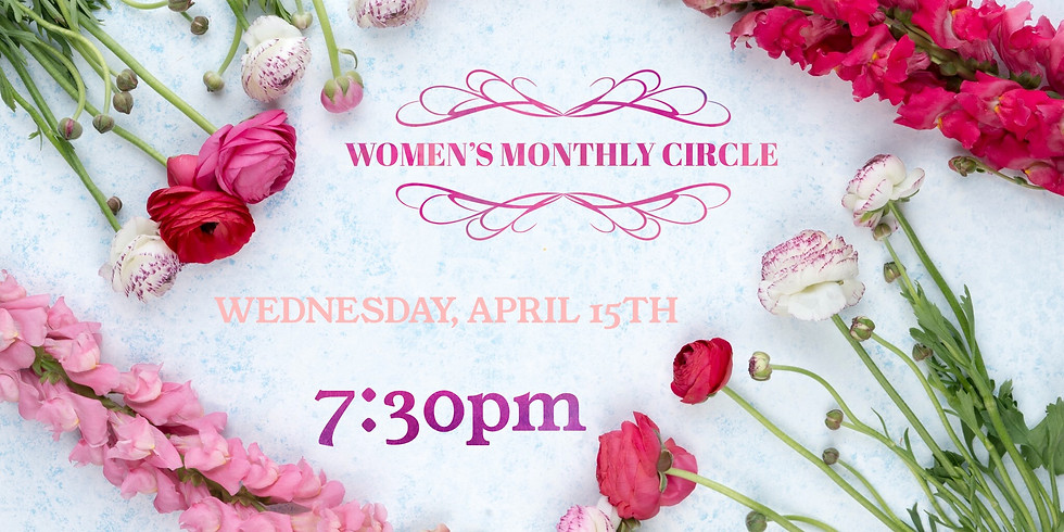 Women's Monthly Circle