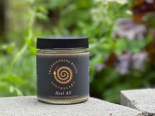 Heal All Cream (4 oz)