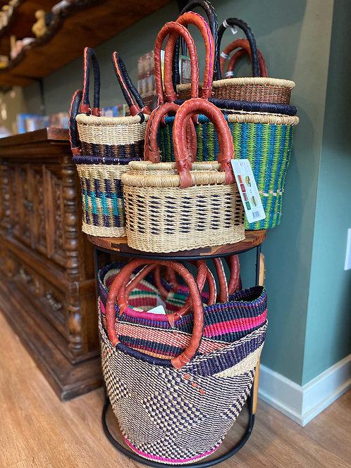 Fair Trade Woven Baskets